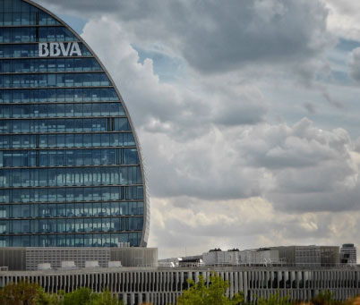 edificio bbva madrid